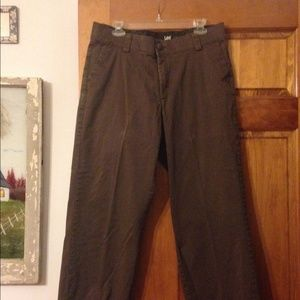 Lee Pants - SALE🎉Lee Casual Pants in size 18 short