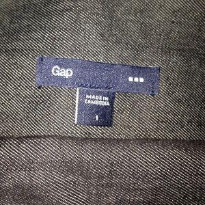 Gap Size 1 High Waist Structured Skirt