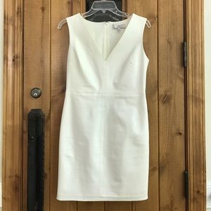 Robert Rodriguez White Dress