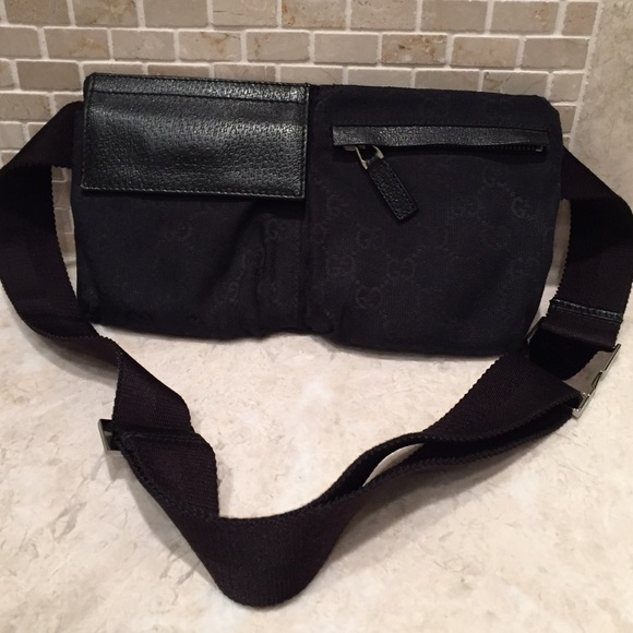 db2975198025 Gucci Handbags - 100% Authentic GUCCI fanny pack / waist bag