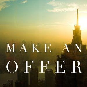 Other - Make me and offer :)