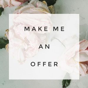 Other - Make me an offer :)