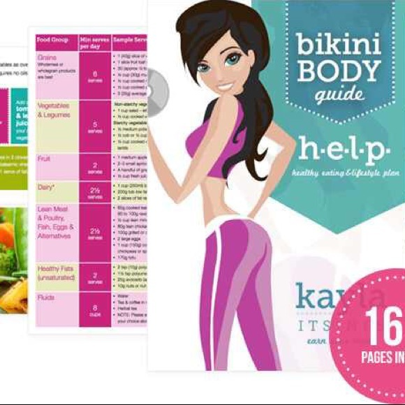 Kayla Itsines Bbg And Nutrition Ebook