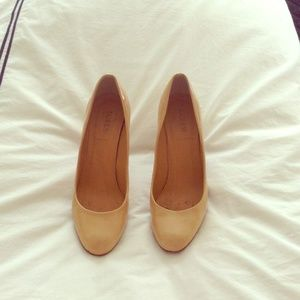 J.Crew Classic Nude Shoes