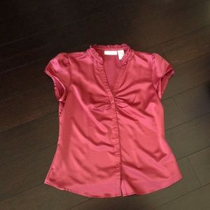 Tops - Satin blouse
