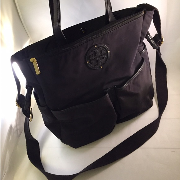 b72e63bcaad Tory Burch diaper bag. M 54ecc32c2599fe6c560257e6