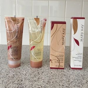 New Mary Kay Red Tea and Fig Bundle