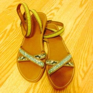 Lucky Brand Shoes - Ankle Strap Sandals