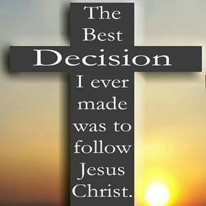 Jesus is not my religion, He is my Savior