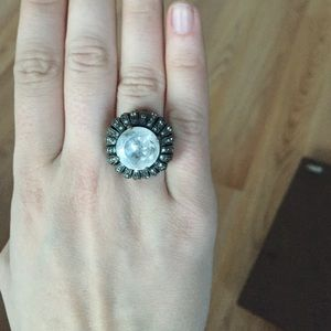 JUICY COUTURE COCKTAIL RING