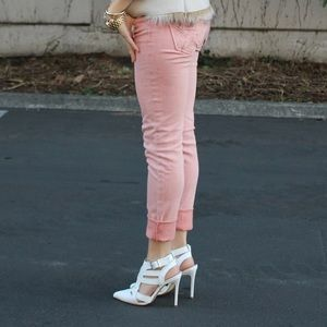 Shoemint Shoes - White Pumps