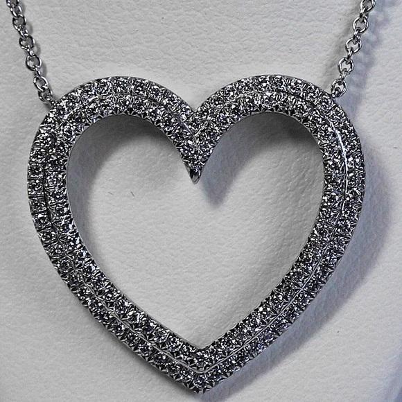 13 off Tiffany Co Jewelry Tiffany Co Metro Large Diamond and