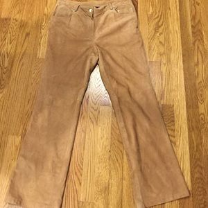 John Galliano Pants - Authentic John Galliano Suede Pants!