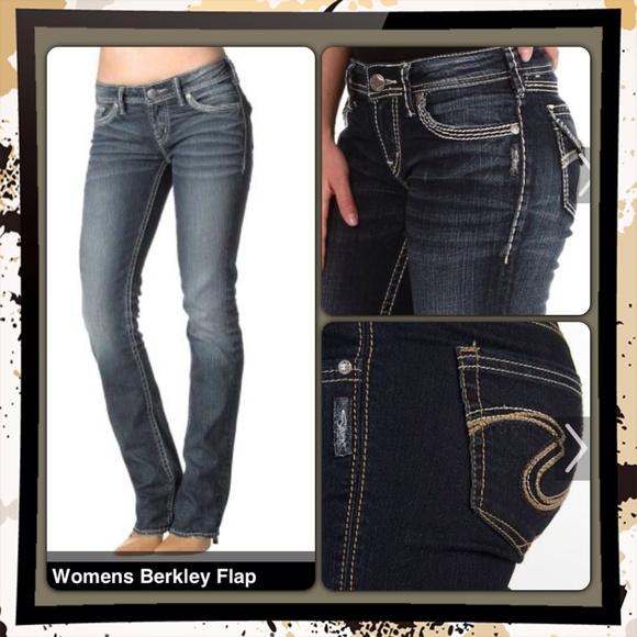 Silver Jeans - 👖ISO Silver Jeans BERKLEY Style Sz 29 30 or 31