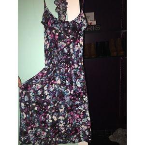 Wet seal floral dress!