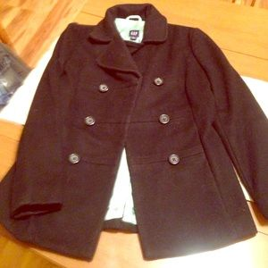 Gap peacoat, excellent condition, size small