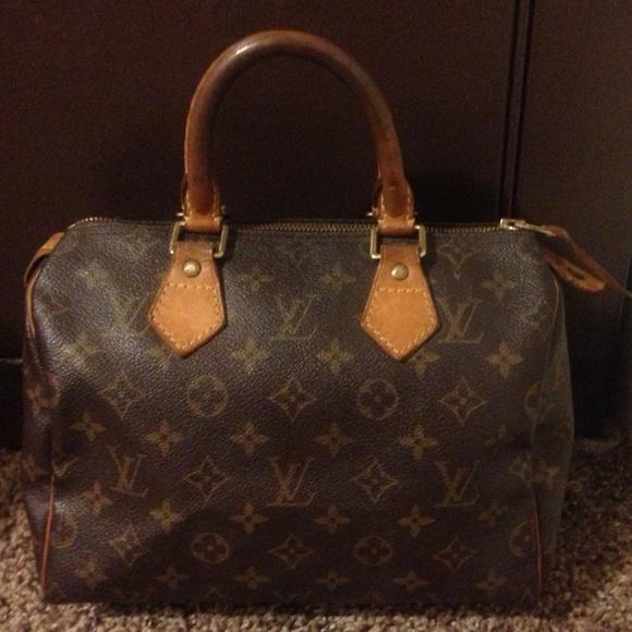 85c30acac1ba Auth. Louis Vuitton Handbag (DC-SP0052) S-25. M 54ed37fa56b2d6120f0287b0
