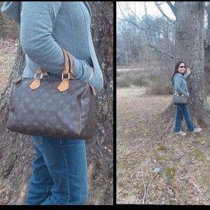 3cb46fbb80db Louis Vuitton Bags - Auth. Louis Vuitton Handbag (DC-SP0052) S-