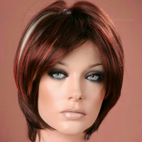 Beautiful Full Wig d33/613/35