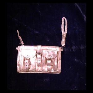 Handbags - Gold purse