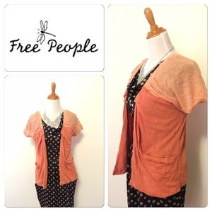 💥FLASH SALE Free People Open Front Cardigan