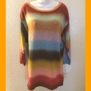 H&M Ombre Sweater