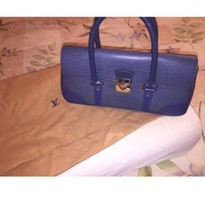 Authentic Louis Vuitton Epi Leather Bag