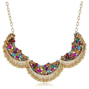 Betsey Johnson Multi Necklace Multi