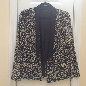 Mossimo Supply Co. Jackets & Blazers - Target Leopard Blazer