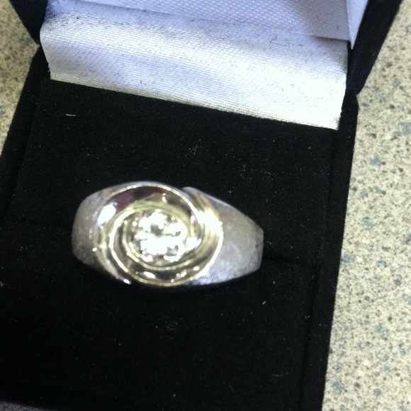 ZALES Mens ring STERLING SILVER from Debbie s closet on Poshmark