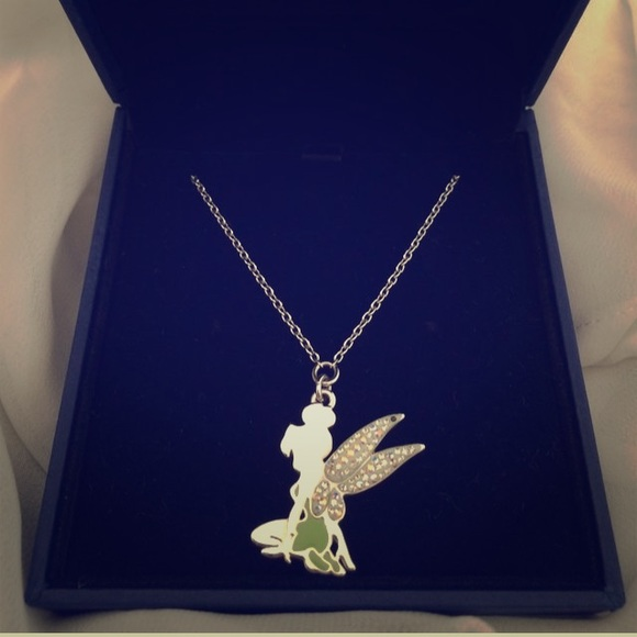 e4598e55b Swarovski Disney Collection Tinkerbell Necklace. M_54ee091399086a1ad502c63c