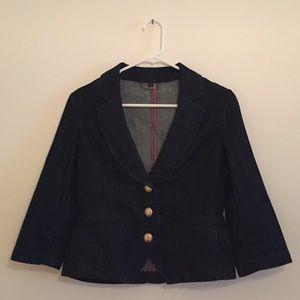 Express denim blazer- Size 4