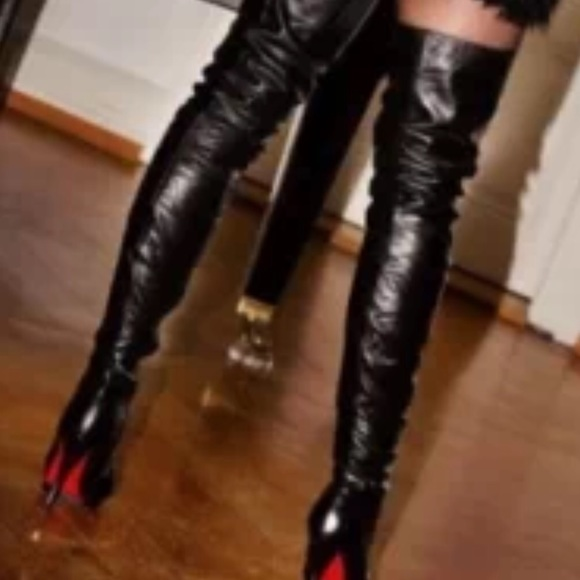 22 off arollo boots arollo leather boots over the knee