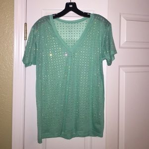 Tops - Wessex Blouse with Crystal Detail Size Small