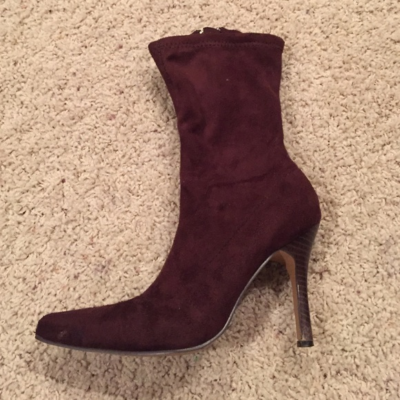 74 russe boots russe suede