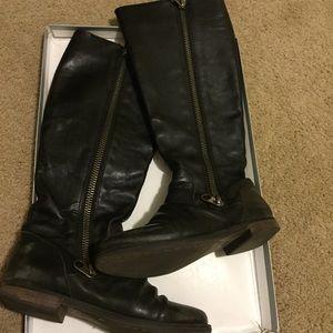 80f3d956756 Steve Madden knee high boots