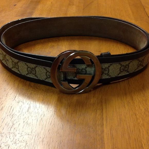 b43f7e806c1 Gucci Other - 100% Authentic MENS Gucci Belt