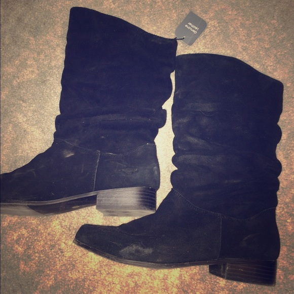 22 boots genuine leather suede boots from s