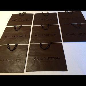 Louis Vuitton Shopping Bags
