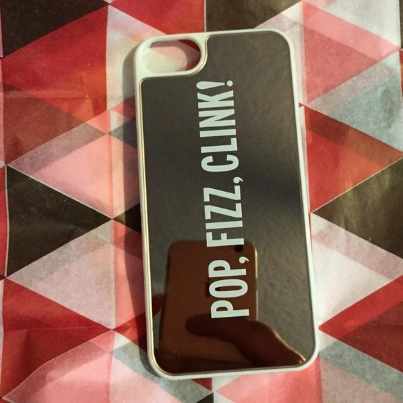 Kate Spade Pop Fizz Clink Iphone Case