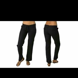 Pants - Drawsting linen pants