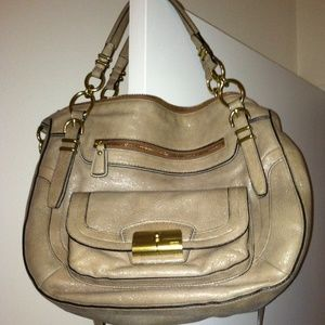 Coach Kristin Pinnacle Laila Satchel