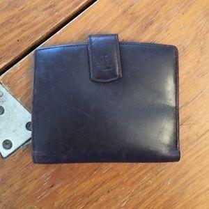 Ralph Lauren vintage leather wallet