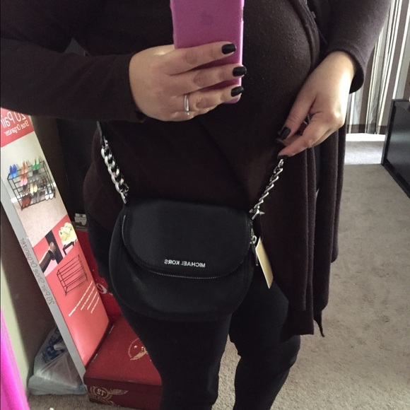 52832f34ba5f ... Bag Nordstrom 178 Michael Kors Bags - Michael Kors Bedford Small Flap  Leather Crossbody✨ ...