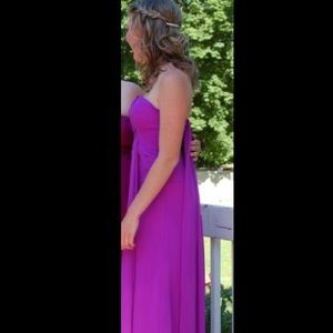 Faviana Dresses - Faviana Couture prom/evening gown
