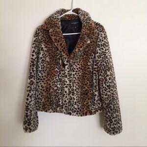 Behnaz Sarafpour Jackets & Blazers - Faux fur coat