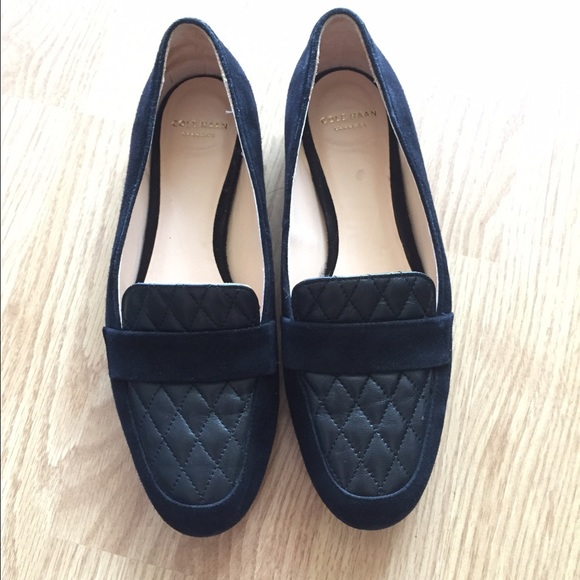 Cole Haan Shoes   Quilted Loafer   Poshmark