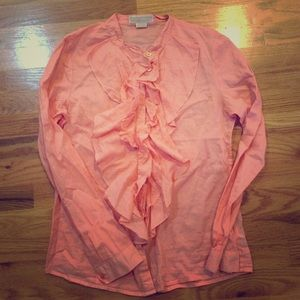 Michael Kors Button Up - Size 8