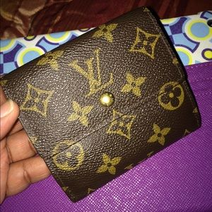 66cc046cb2a1 Louis Vuitton Bags - ❤ 💯% AUTHENTIC LOUIS VUITTON ELISE WALLET❤️