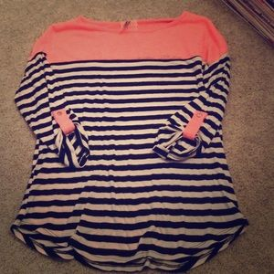 Tops - Super soft striped shirt